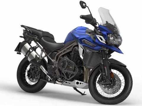 Triumph India launches its flagship adventure bike Tiger Explorer Xcx; tap for price and specifications