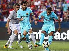 International Champions Cup: Neymar Scores As Barcelona Beat Manchester United