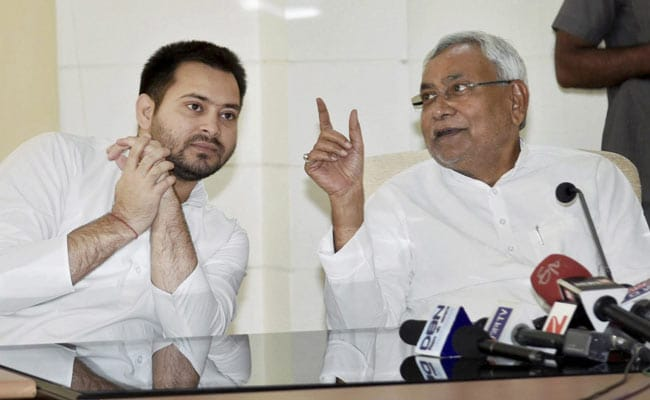 Nitish Kumar Hints What Ally Lalu Yadav Must Do To Save Their Government