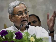 Nitish Kumar's Party Repeats History In Backing Warring Camps in 2 Polls