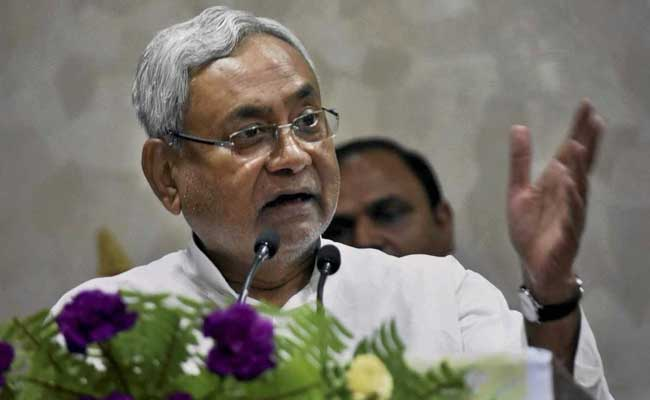 With Latest Attack On Congress, Nitish Kumar Shows Who's The Boss