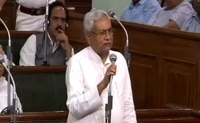For Namaz, Nitish Kumar Cuts Trust Vote Speech To 12 Minutes