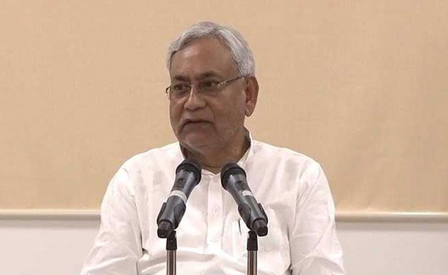 Nitish Kumar Urges Centre To Allocate Funds To Bihar 'Liberally'