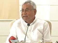 Nitish Kumar Follows Up Attack On Congress By Saying 'Offer An Agenda'