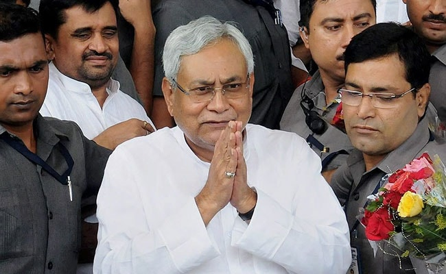 High Court Imposes 20,000 Fine On Nitish Kumar In Copyright Case
