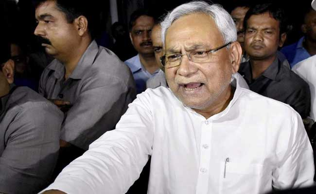 Will Serve People, Not One Family: Nitish Kumar Hits Back