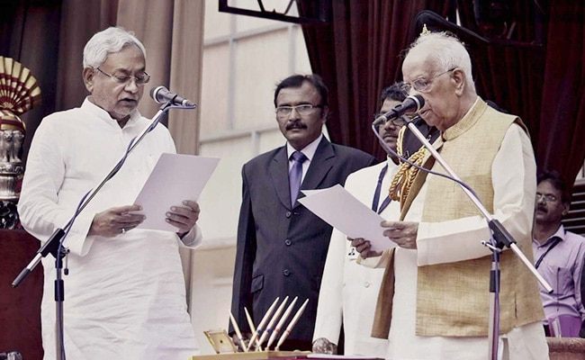 LIVE: Nitish Kumar Forms Government In Bihar With BJP; Rahul Gandhi, Tejashwi Yadav Lash Out