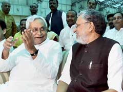 Nitish Kumar-BJP Redux In Bihar To Face Floor Test Today: 10 Points