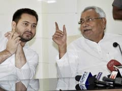 """You've Played In My Lap"": Nitish Kumar Teases Tejashwi Yadav In Assembly"