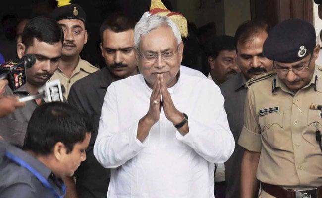 बिहार के CM नीतीश कुमार का इस्तीफा, 20 महीने में ही टूटा महागठबंधन