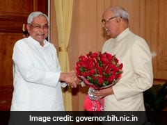 Nitish Kumar Tops Up Vote For President-Elect Ram Nath Kovind With 'Yes' To Invite