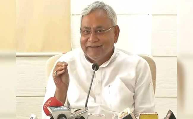 Nitish Kumar Highlights: Don't Have Capability To Be Face Of Opposition In 2019
