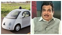 Driverless Cars Won't Be Allowed In India, Says Nitin Gadkari