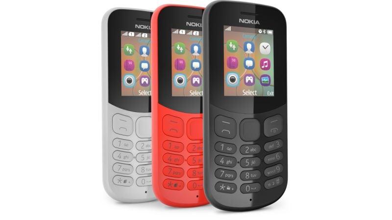 Nokia 105 और Nokia 130 लॉन्च, जानें इनके बारे में