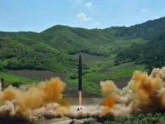 How North Korea Got Its Missile Engines