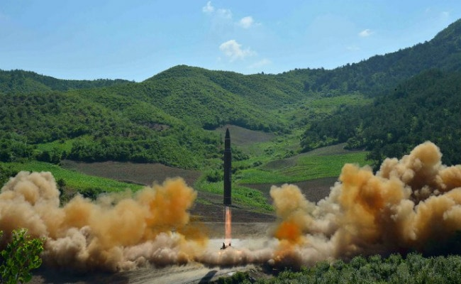 China Urges North Korea To Be 'Smart' And Drop Its Missile Tests