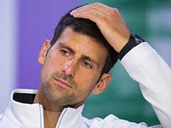 Novak Djokovic Out For Season With Elbow Injury