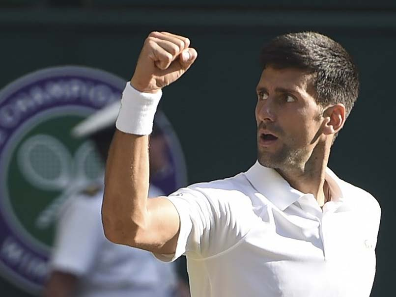 Wimbledon 2017: Novak Djokovic Reaches Fourth Round, Angelique Kerber Scrapes Through