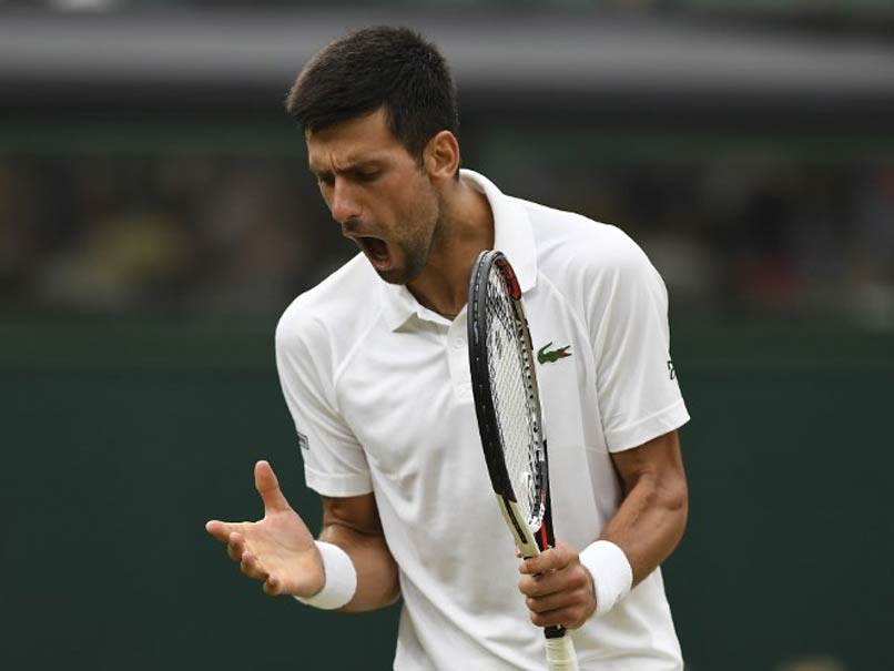 Wimbledon 2017: Novak Djokovic Survives Injury, Blasts State Of Centre Court