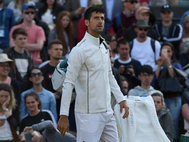 Wimbledon 2017: Novak Djokovic Retires Due To Injury, Tomas Berdych Enters Semi-Finals