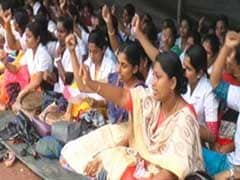 5,000 Nurses In Private Hospitals Strike In Kerala, Demand Wage Revision
