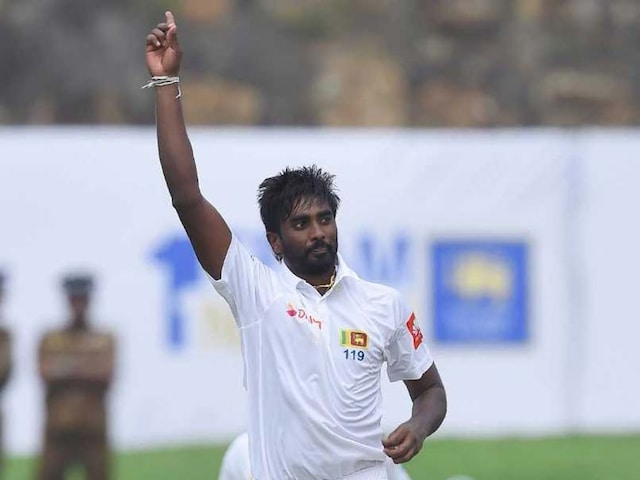 India vs Sri Lanka: Nuwan Pradeep Over The Moon After Taking Virat Kohlis Wicket