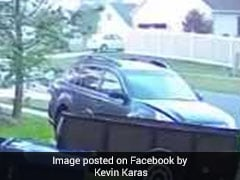 Viral: Powerful Tornado Lifts Car Off Ground. 2 Million Views So Far