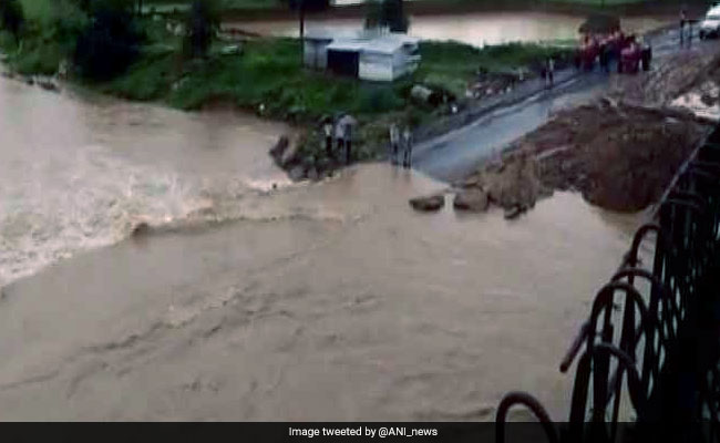 Heavy rain triggers flood in Kalahandi