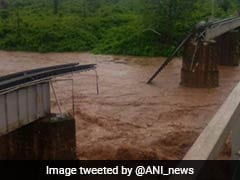 Railway Bridge Washed Away In Odisha Flash Floods, Government Seeks Army's Help