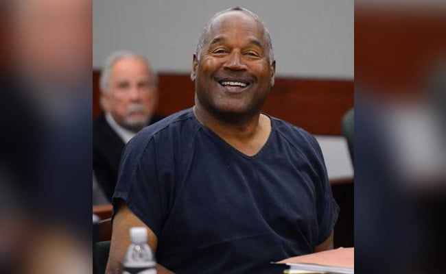Victim says OJ Simpson has served enough prison time