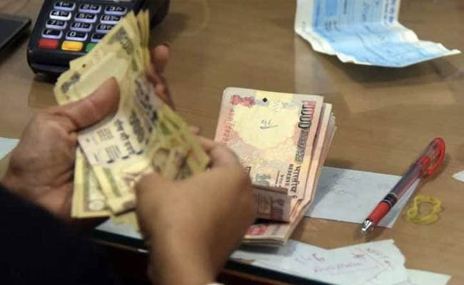 Fake Currency, Transactions Doubled Last Year, 562 Crores Found: Centre