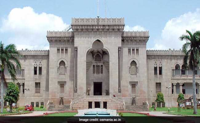 Osmania University Professor Arrested For Alleged Links With Maoists: Police