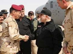 Iraq Prime Minister Hails Forces For Securing Mosul 'Victory'