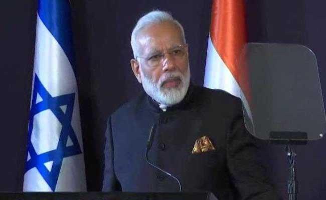बेंजामिन नेतन्याहू के साथ साझा बयान में पीएम मोदी ने कहा, लोकतांत्रिक मूल्यों पर हमारी सोच एक जैसी