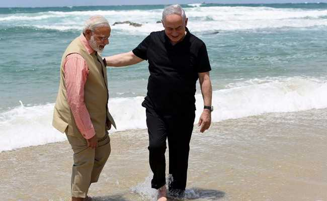 Congress Asks Centre To Respond On Israeli PM's Remark On PM Modi