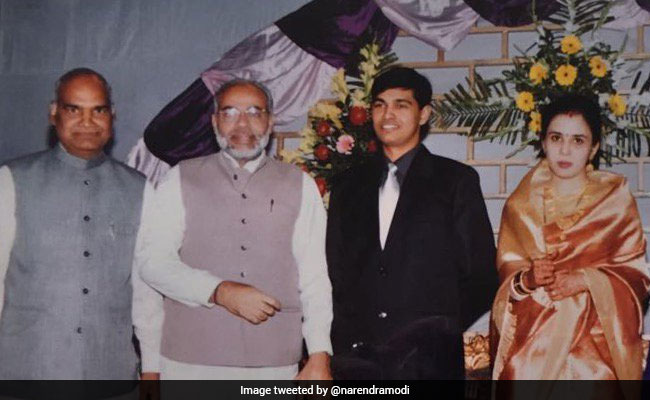 Ram Nath Kovind Becomes President, PM Modi Hits Rewind With An Old Photo