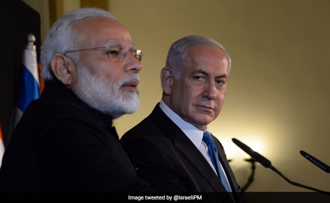 India, Israel To Conduct Joint Research For Rapid COVID-19 Testing