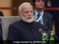 PM Modi Calls For Creation Of BRICS Rating Agency