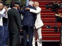 Foreign Media On PM Modi's 'Public Love-Fest' With Netanyahu