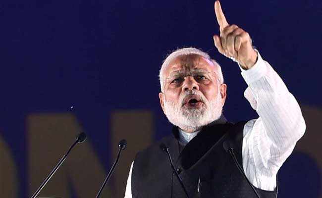 'Boldness Required To Drive Change,' Says PM Narendra Modi