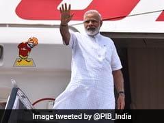 जी-20 शिखर सम्मेलन में हिस्सा लेने के लिए हैम्बर्ग पहुंचे प्रधानमंत्री मोदी, अमेरिका के विरोध में 'जोम्बी वॉक'