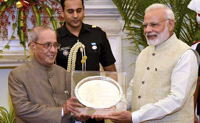 Full Text Of President Pranab Mukherjee's Farewell Speech In Parliament