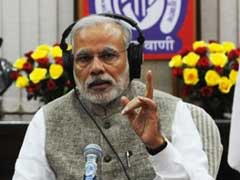 """Don't Say I Didn't Tell You..."": PM's Teaser On Today's <i>Mann Ki Baat</i>"