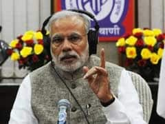 """Don't Say I Didn't Tell You..."": PM Teased Before His <i>Mann Ki Baat</i> Today"