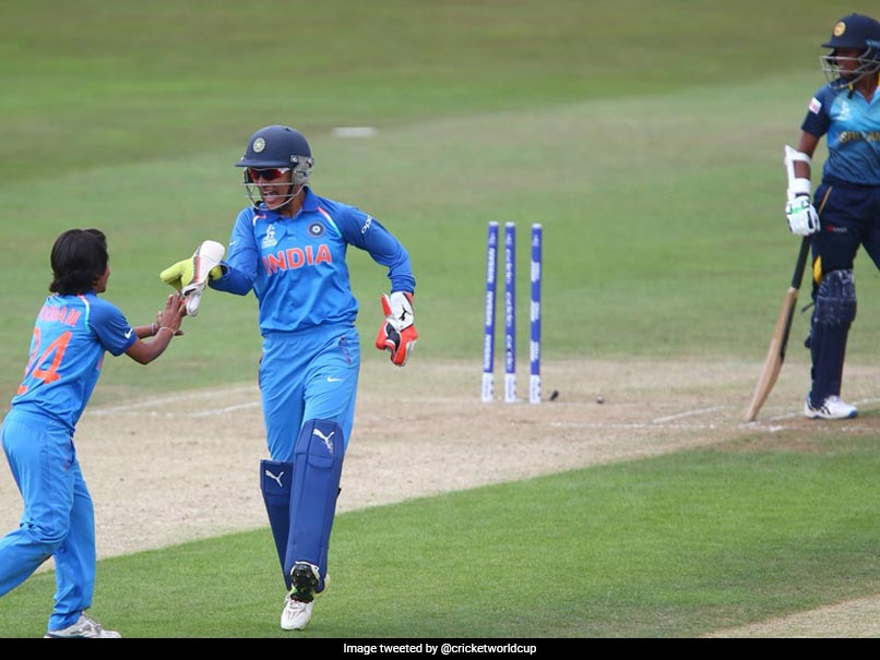 Women's World Cup 2017: India Inch Closer To Semi-Final With 16-Run Win Over Sri Lanka