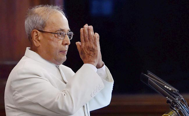 'My Meeting With Bal Thackeray Upset Sonia Gandhi,' Says Pranab Mukherjee