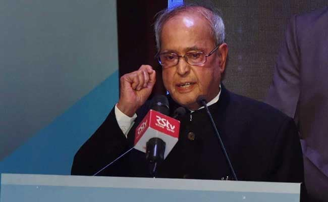 From President Pranab Mukherjee, A Warning On Incidents Of Mob Violence