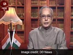 Top 5 Quotes of President Pranab Mukherjee's Farewell Address To Nation