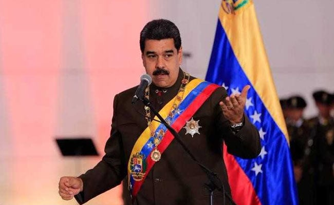 'Your Presidency Will Be Stained With Blood': Nicolas Maduro Warns Trump