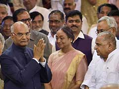 Ram Nath Kovind Takes Oath As 14th President of India: Highlights